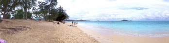 2nd Day: KAILUA BEACH PARK