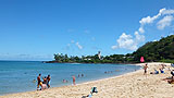 3rd Day: North Shore Oafu - Waimea Bay Beach Park