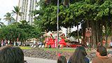 3rd Day: Kuhio Beach Hula Show