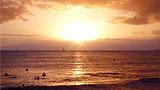 4th Day: Last Sun Set
